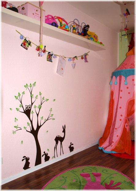 Kinderzimmer 'Mias Zimmer'