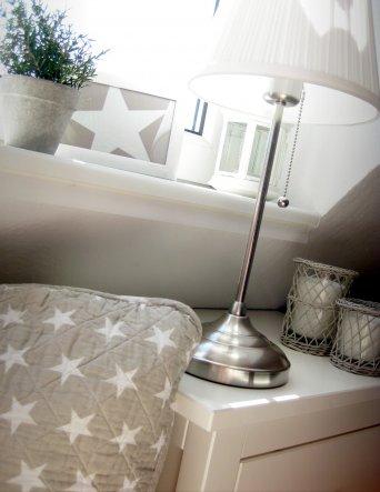 Wohnzimmer '...den Sternen verfallen'