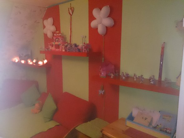 Kinderzimmer 'Hannah´s Filly Paradies'