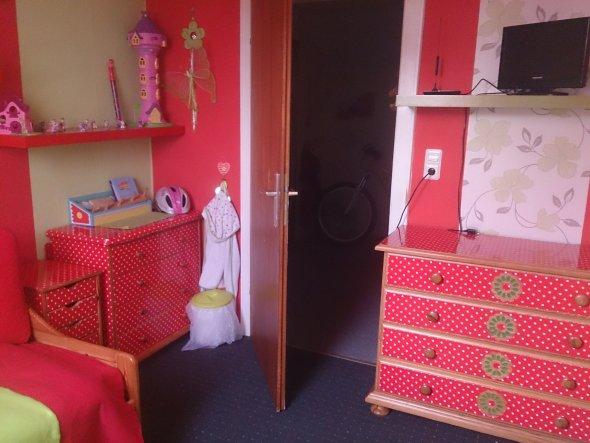 Kinderzimmer 'Hannah´s Filly Paradies'