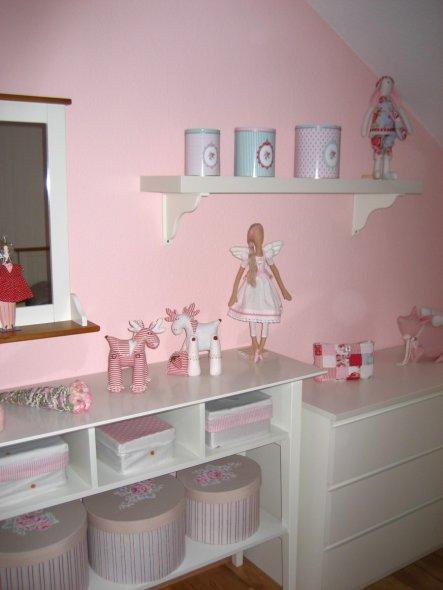 schlafzimmer 39 traum in rosa 39 mein wohlf hlparadies zimmerschau. Black Bedroom Furniture Sets. Home Design Ideas