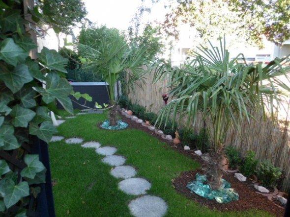 Garten 'Wellnessoase'