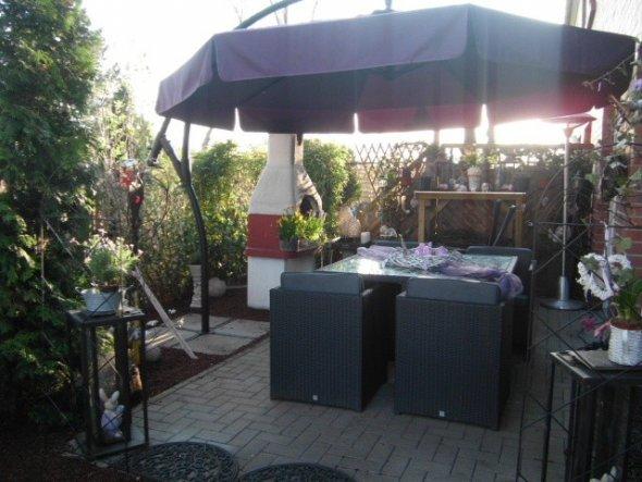 Garten 'Wohlfühloase'