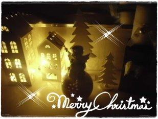 Meine Weihnachtsdeko 2012