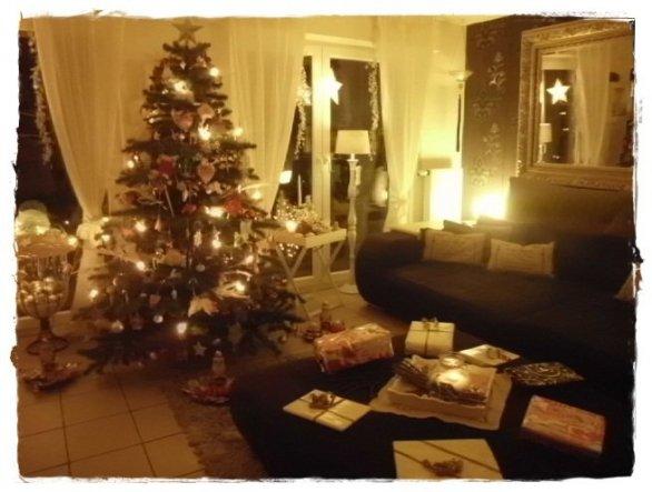 Weihnachtsdeko 'Unser Weihnachtsbaum 2012'