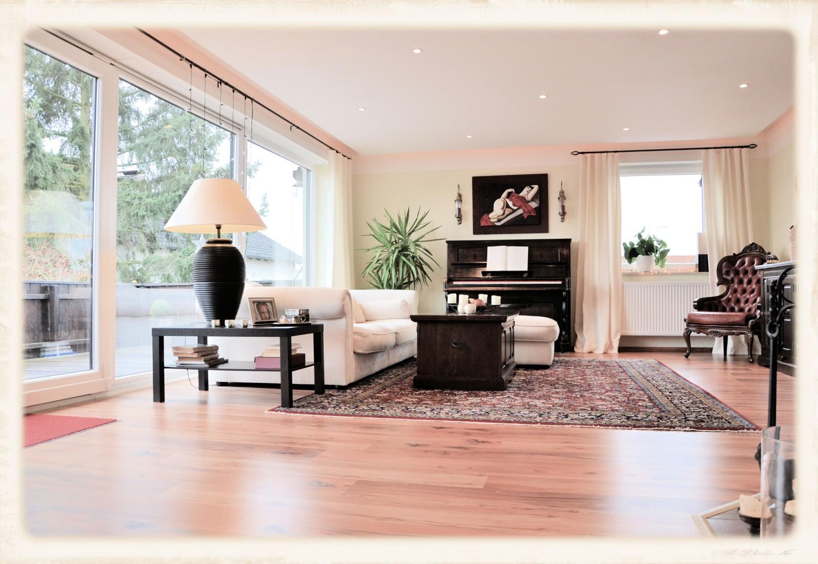 wohnzimmer 'wohnzimmer' - villa kunterbunt - zimmerschau - Wohnzimmer Klassisch Einrichten