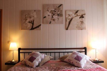 Schlafzimmer 'Unsere Wohlfühloase und Traumlandschaft'