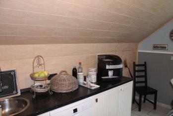 Unsere Küche, hier wird nicht nur gekocht