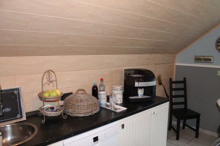Küche 'Unsere Küche, hier wird nicht nur gekocht'