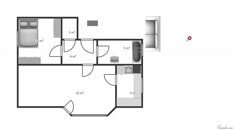 Wohnzimmer 'Kraftsammeln'