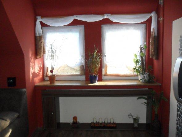 Die große Fensterfront
