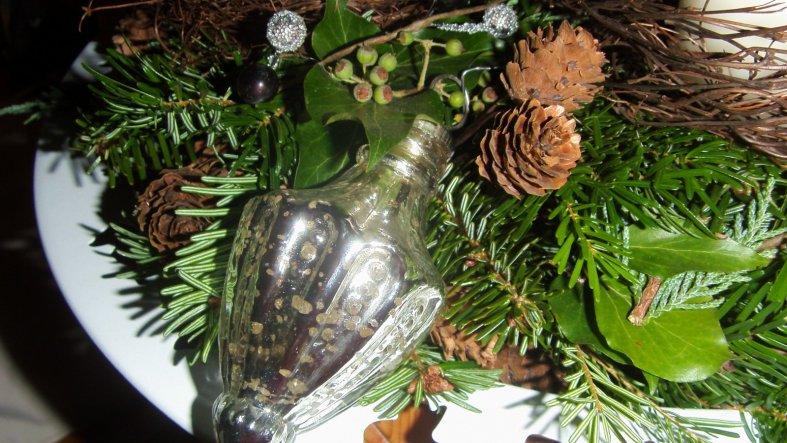 Bauernsilber Weihnachtsdeko.Weihnachtsdeko Unsere Familienhöhle Von Martina84 29627 Zimmerschau