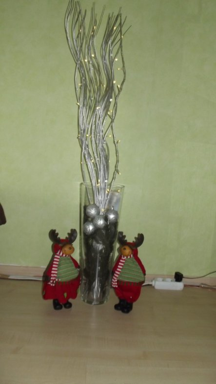 Weihnachtsdeko 'Meine Weihnachtsdeko 2011'
