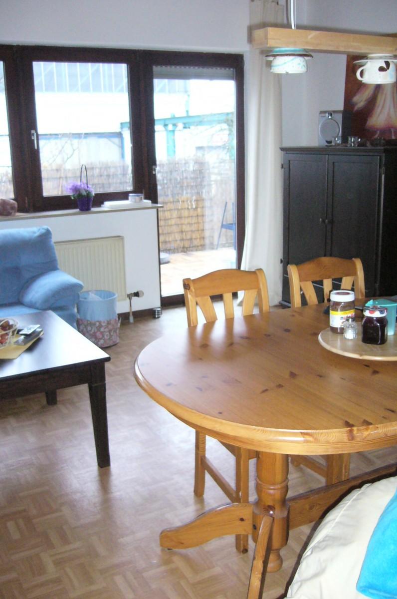 Wohnzimmer Wohn/Esszimmer mit integrierter Küche von ...