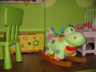 Kinderzimmer bisher