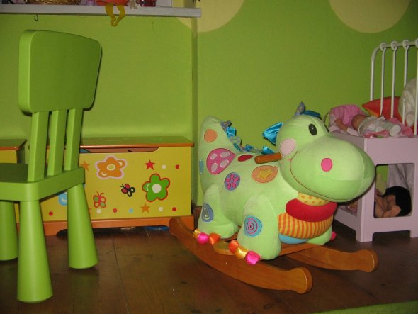 Kinderzimmer 'Kinderzimmer bisher'