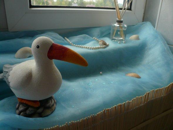 Deko 'Maritimes fürs Bad'