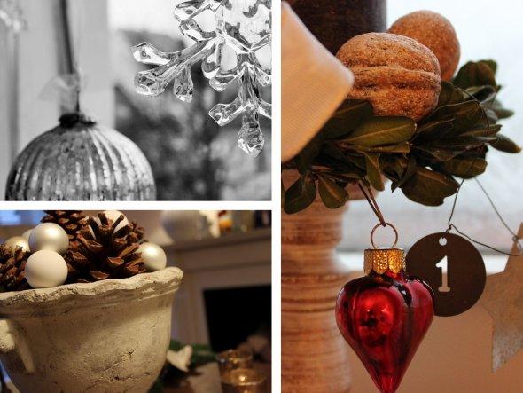 Weihnachtsdeko 'It's Christmas Time'