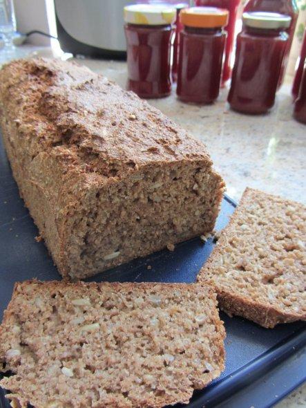 Balsamico-Körner-Brot = eine feine Sache