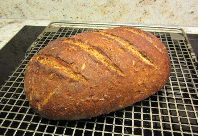 Sonnenblumenbrot - das eigene Rezept für Brot abgewandelt mit Sonnenblumenkernen