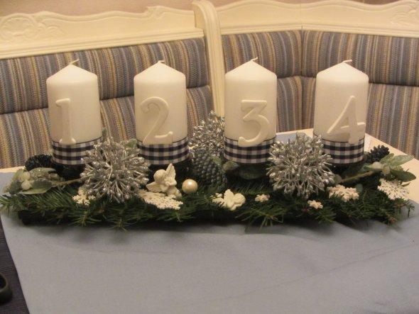weihnachtsdeko 39 weihnachten 39 trautes heim. Black Bedroom Furniture Sets. Home Design Ideas
