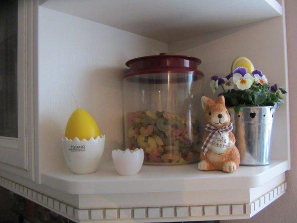 Ein kleines Bisschen Ostern auch in der Küche