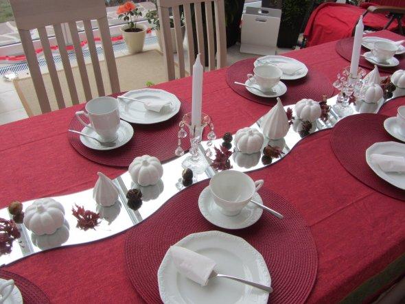 Küche 'Tischkultur'