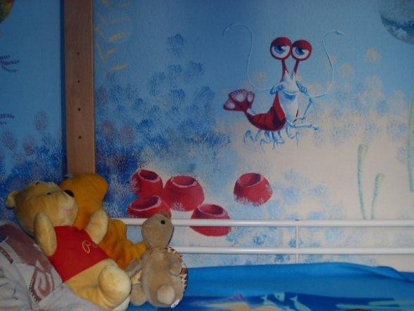 Kinderzimmer 'Nemo-reich'