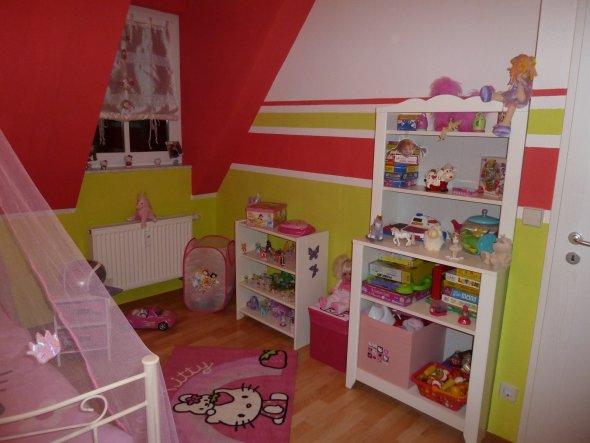 Kinderzimmer 'Hello Kitty Traum :)'