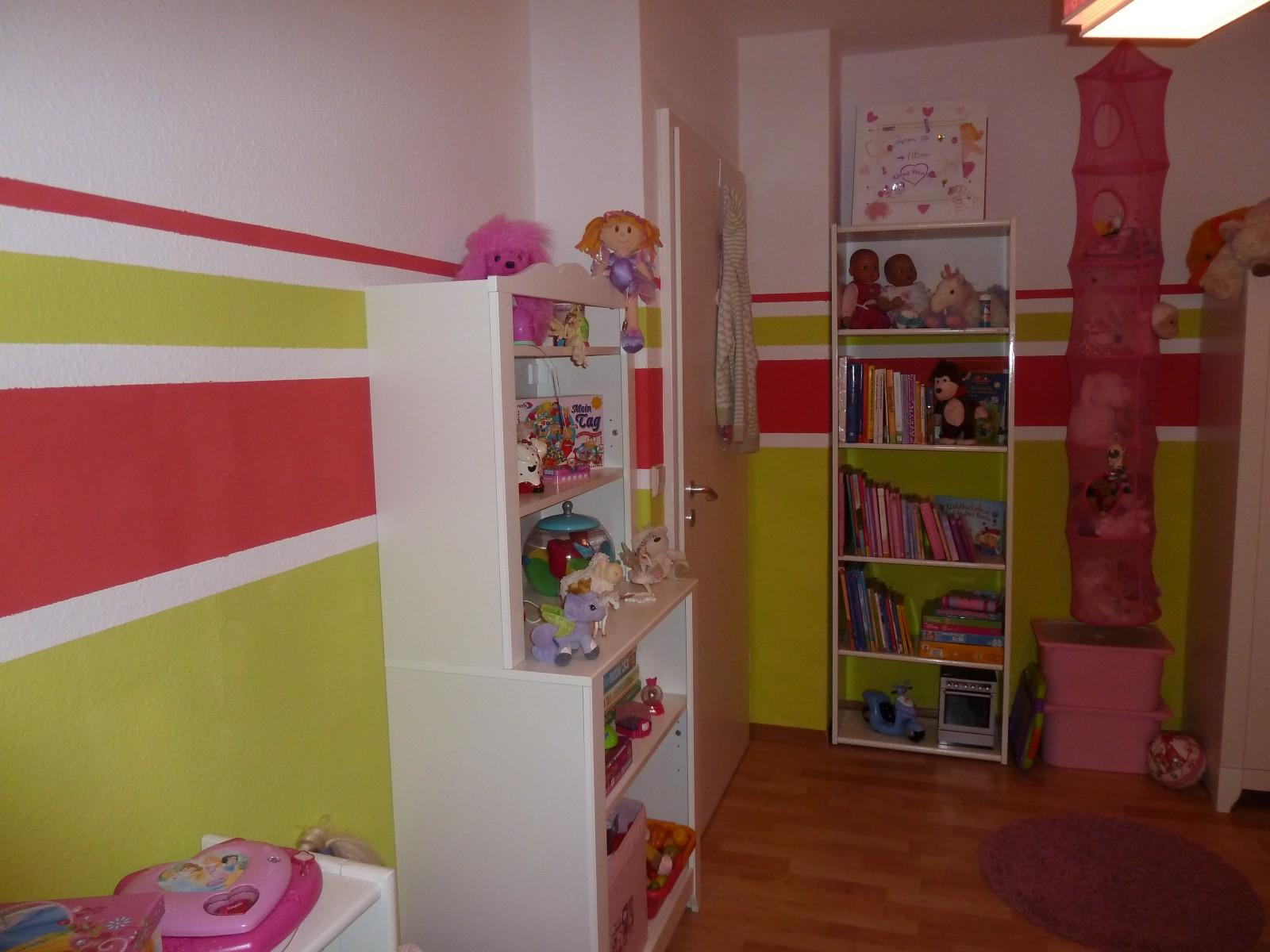 Kinderzimmer \'Hello Kitty Traum :)\' - Mein Domizil - Zimmerschau