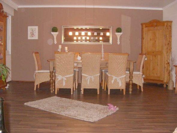unser neues wohnzimmer:Wohnzimmer 'Essecke' – unser neues Haus – Zimmerschau
