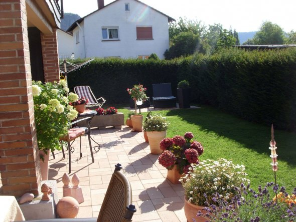 Terrasse / Balkon 'Garten bzw. Terrasse'