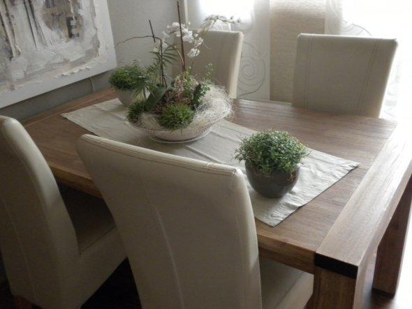 Wohnzimmer 'Essbereich' - My Home Is My Castle - Zimmerschau
