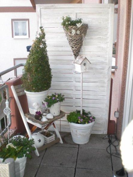 terrasse balkon 39 der neue balkon 39 my home is my castle zimmerschau. Black Bedroom Furniture Sets. Home Design Ideas