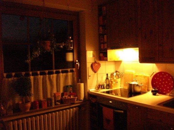 Klein aber fein! Ich liebe meine Küche!