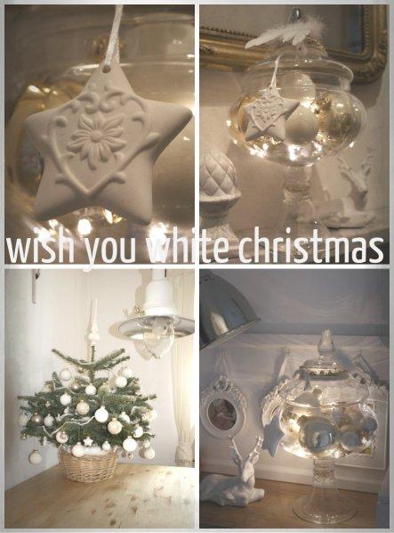 Weihnachtsdeko 'Winterträume'