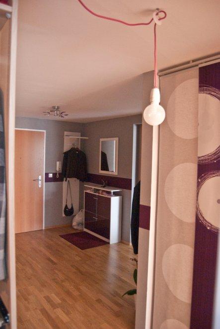 flur diele 39 vorzimmer 39 unsere erste gemeinsame wohnung zimmerschau. Black Bedroom Furniture Sets. Home Design Ideas