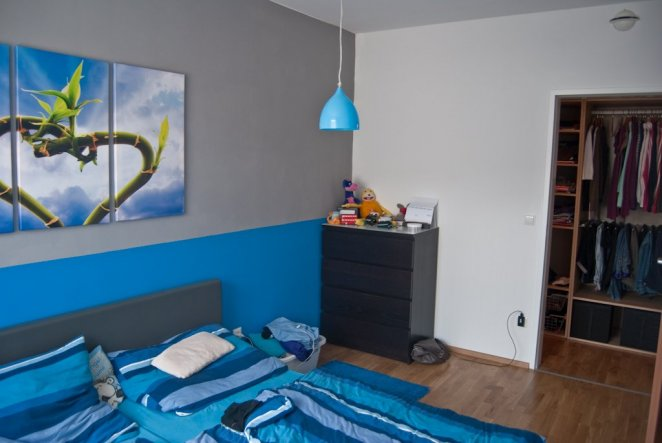 schlafzimmer unsere erste gemeinsame wohnung von dawenth 32559 zimmerschau. Black Bedroom Furniture Sets. Home Design Ideas