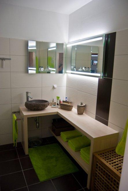 Unsere Gemeinsame Wohnung : bad 39 badezimmer 39 unsere erste gemeinsame wohnung zimmerschau ~ Indierocktalk.com Haus und Dekorationen