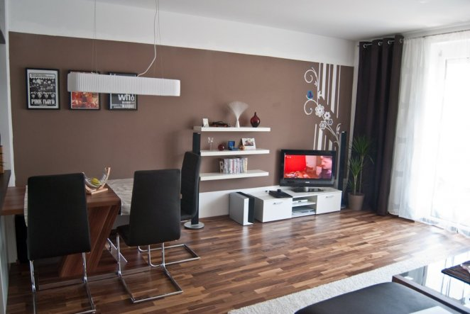 Wohnzimmer 'Wohnküche'