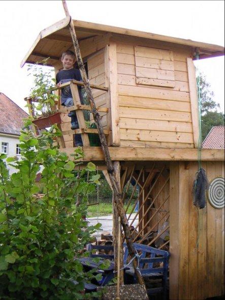 Baumhaus von Lukas