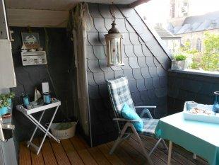 Terrasse / Balkon 'Süskens Achterdeck'