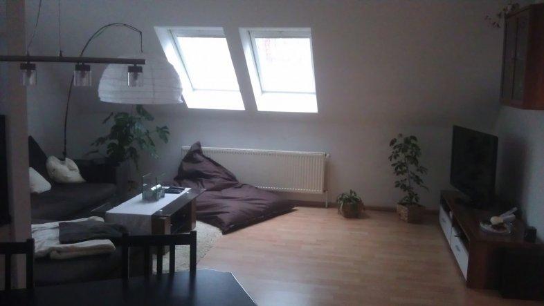Wohnzimmer 'Wohnzimmer vor Renovierung'