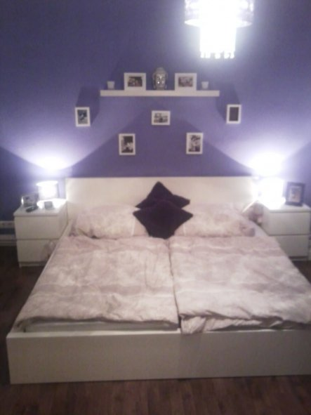 Wohnzimmer 'Home sweet Home'