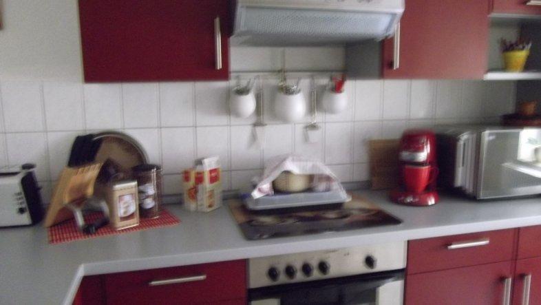 Küche 'Kochbereich'