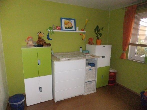 Kinderzimmer 'Söhnchens Reich'