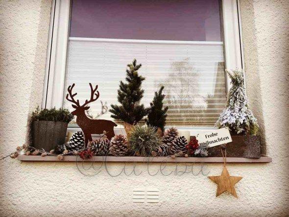 Weihnachtsdeko 'Weihnachten 2016'