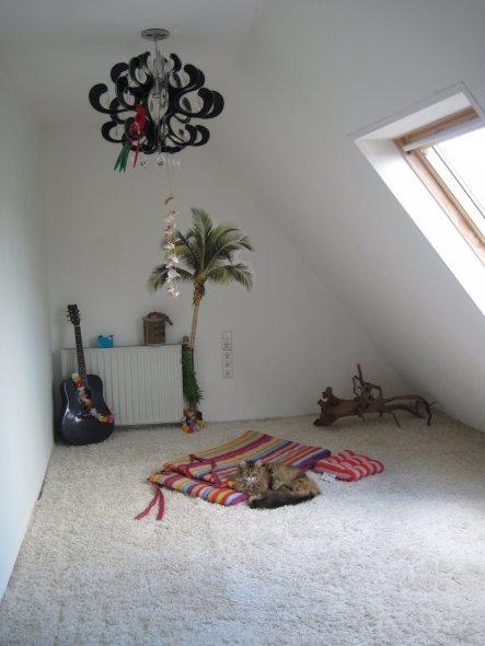 Wohnzimmer 'Dachboden 1'