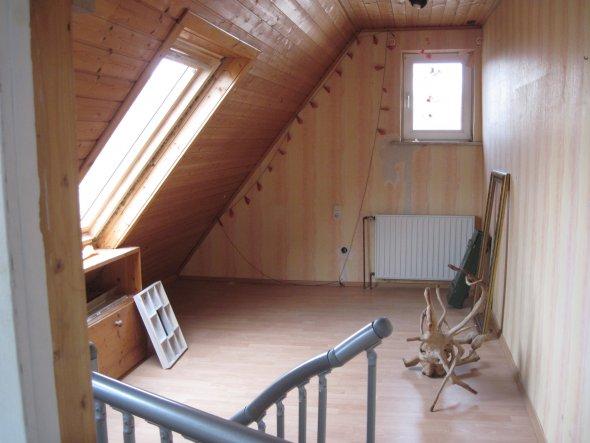 Wohnzimmer 'Dachboden 2'