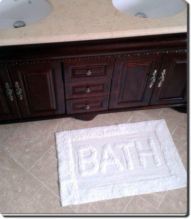 Bad 'Das erste Bad'
